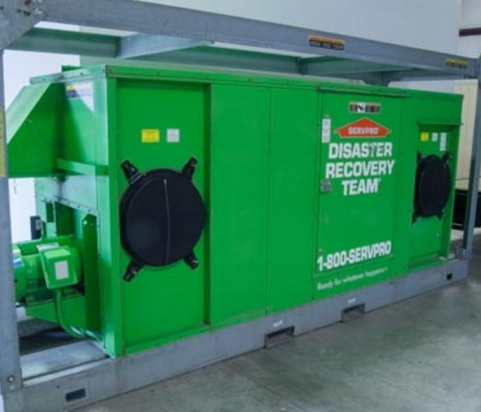 SERVPRO of Boise's Desiccant Dehumidifiers