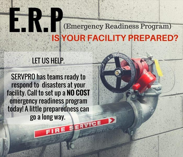 Emergency Readiness Program (E.R.P.)