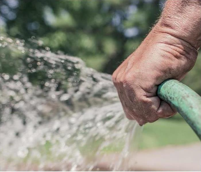 Why SERVPRO Summer Water Saving Tips