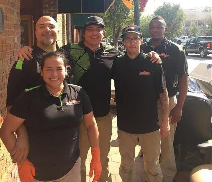 Why SERVPRO SERVPRO Assists Hurricane Victims in North Carolina