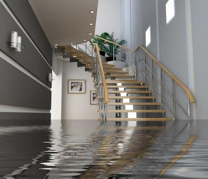Water Damage Call SERVPRO for Water Damage Repair Services in Boise